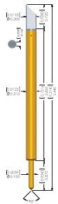 PE3-031EL38-01A0の図